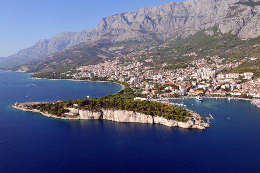 Dovolená Chorvatsko ubytování